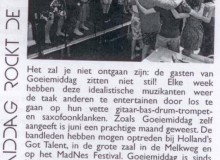 In studentenblad de KERM